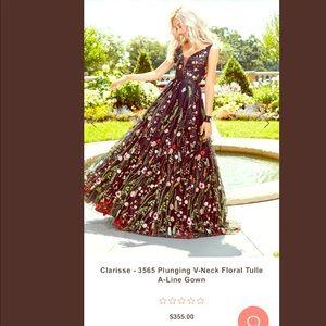 Clarissa prom dress 2018